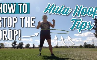 How to Keep your Hula Hoop up